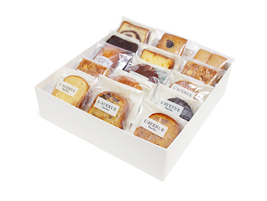 L'AVENUE SELECTION 15PIECES ラヴニューセレクション 焼き菓子詰め合わせ15個入り